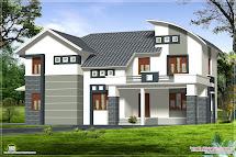 Kerala Home Design 2013