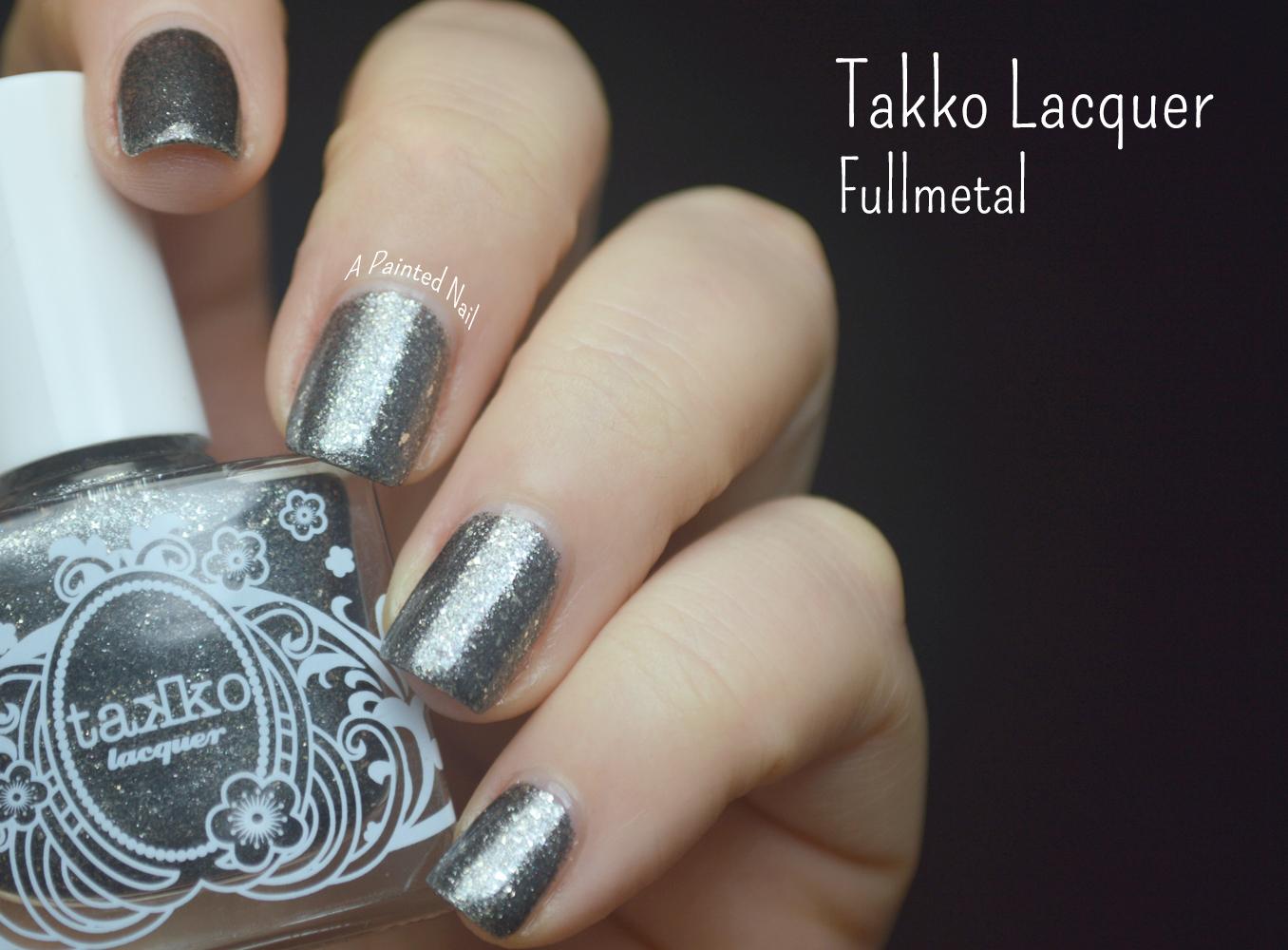 Takko Lacquer Fullmetal