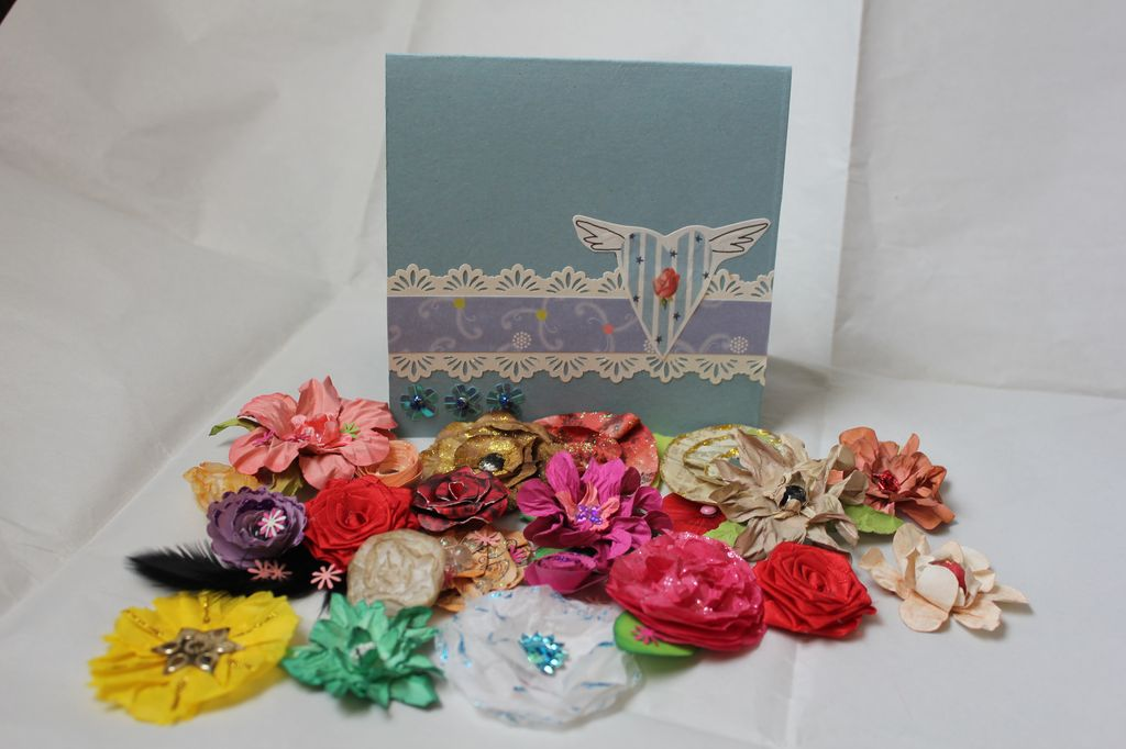 Un bouquet fleuri for Bouquet fleuri