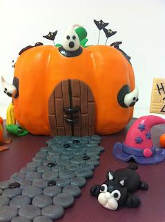 tarta hallowen 2