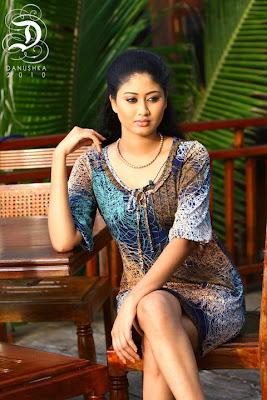Piumi Leeniyagala fashion show