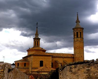 Iglesia de Ntra. Sra. de la Asunción en Fuendetodos