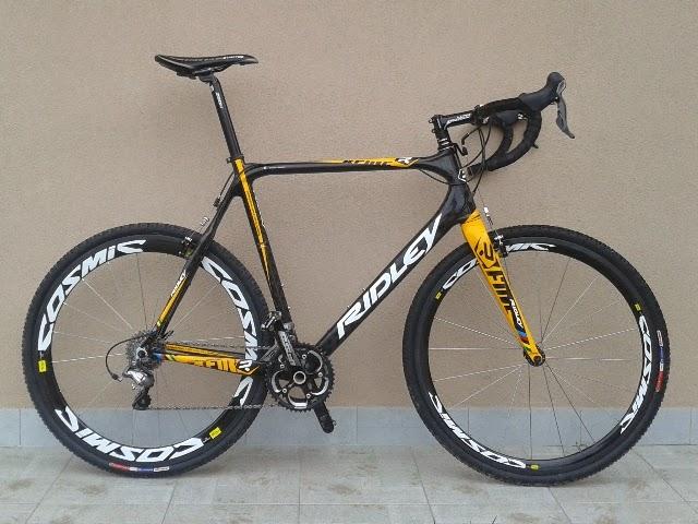 Ridley X-Fire (ciclocross) 2013