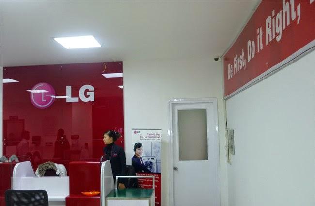 Trung tâm bảo hành Tivi LG uy tín