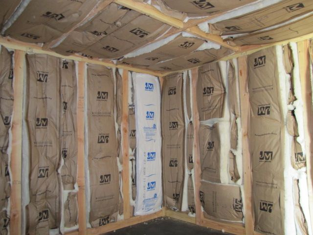 Dawbox Soundproof Drum Room Insulation
