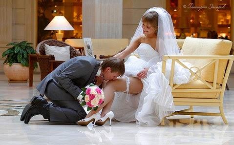 Фотограф после свадьбы