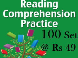 100 Comprehension Passages Prepared from recent news Articles