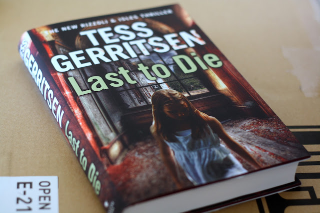 tess gerritsen, last to die, medical suspense