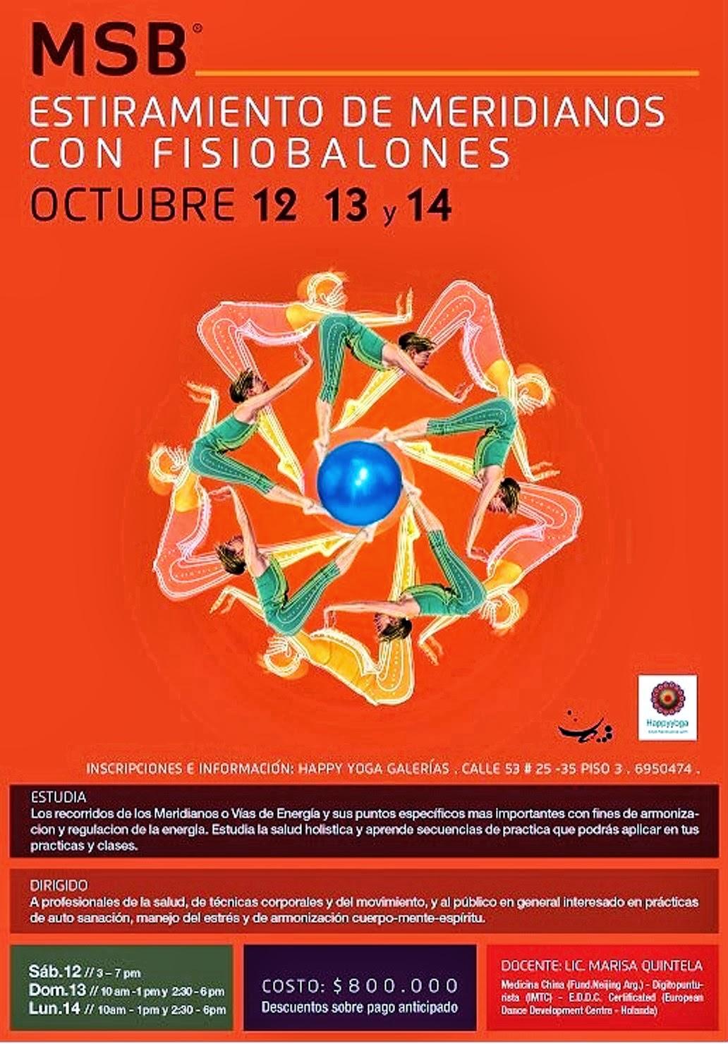 Octubre en Bogota