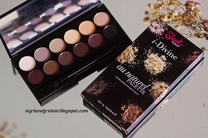 My Lovely Sister A Blog With Love Review Sleek MakeUp I