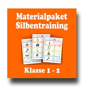 Silben Unterrichtsmaterial Grundschule und Arbeitsblätter Grundschule