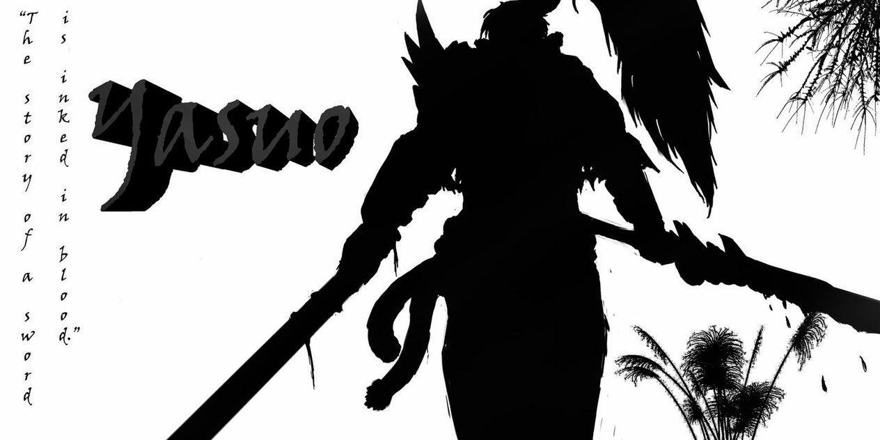Yasuo League of Legends Wallpaper