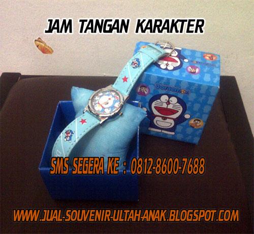 Souvenir ulang tahun anak murah - jam tangan anak