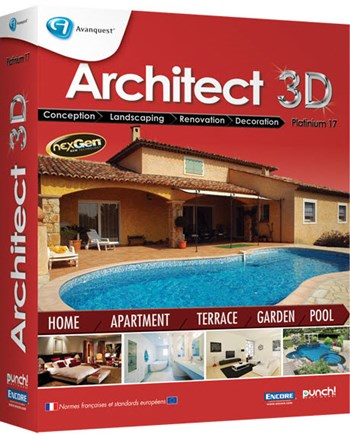 Architect 3D Platinum 17.6 Final