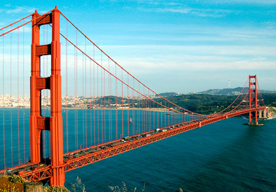 San Francisco Private Tour: Golden Gate Bridge / Sausalito