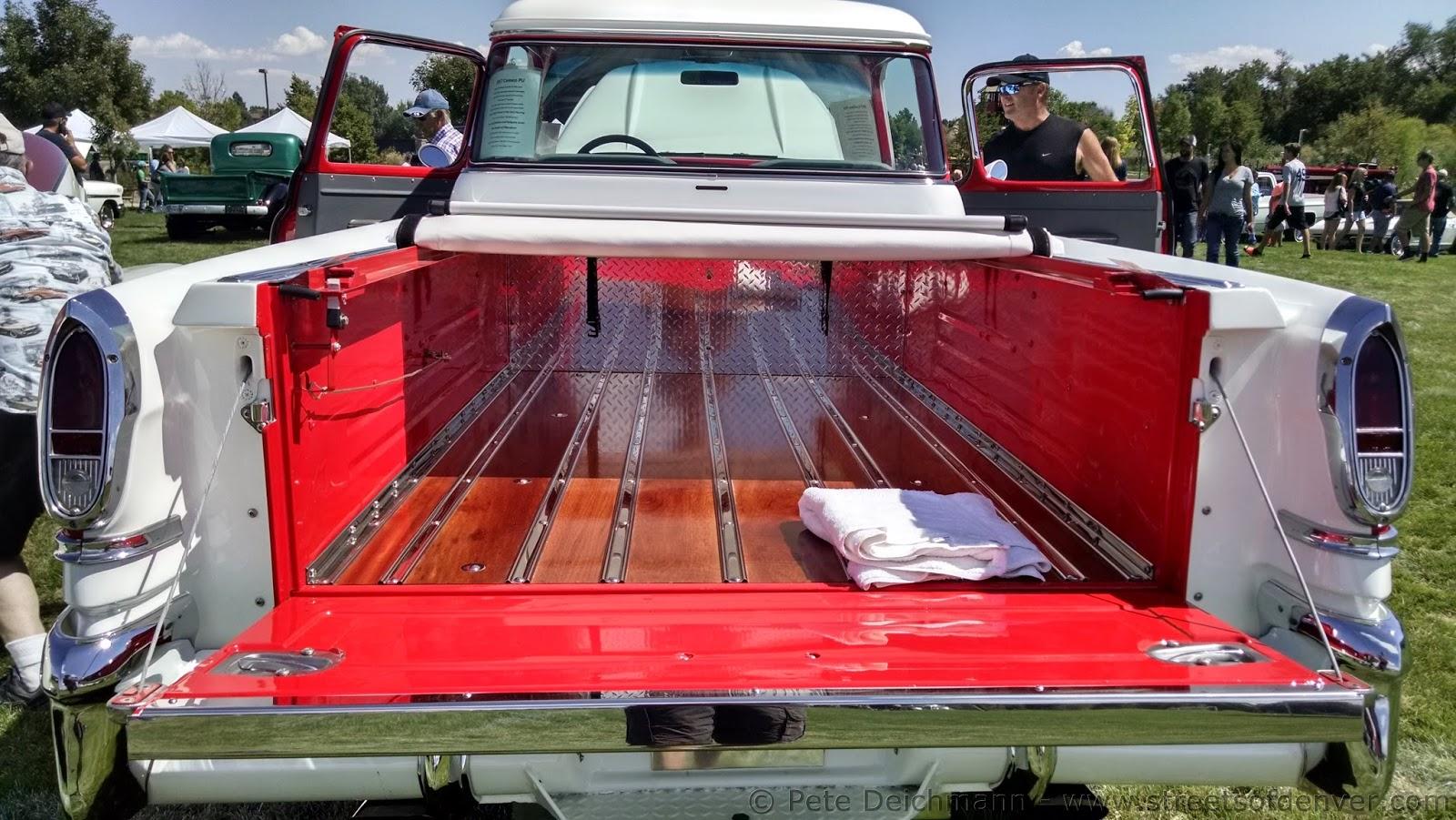 Truck Bed Floor Repair
