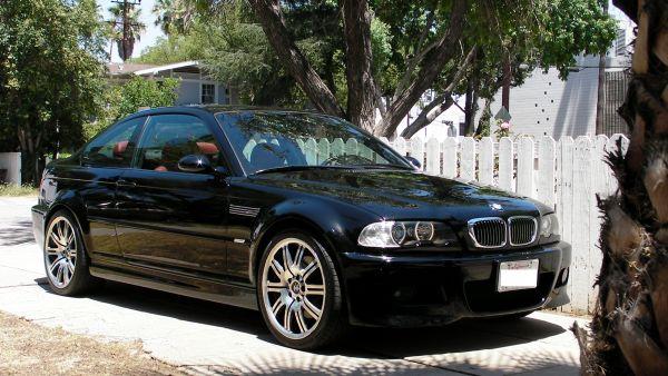 e46 m3 motoring 2004 bmw m3 e46 black imola red interior