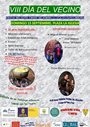 FIESTAS DEL SANTISIMO CRISTO DE LA ATALAYA
