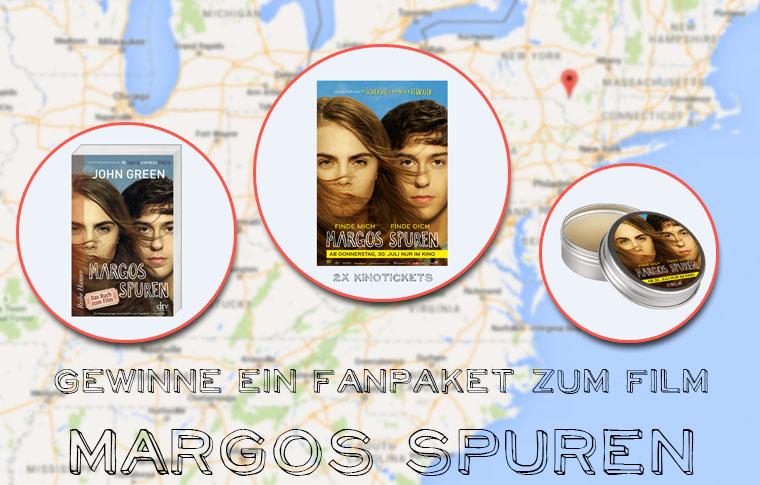 """Giveaway: Fanpaket zum Film """"Margos Spuren"""""""