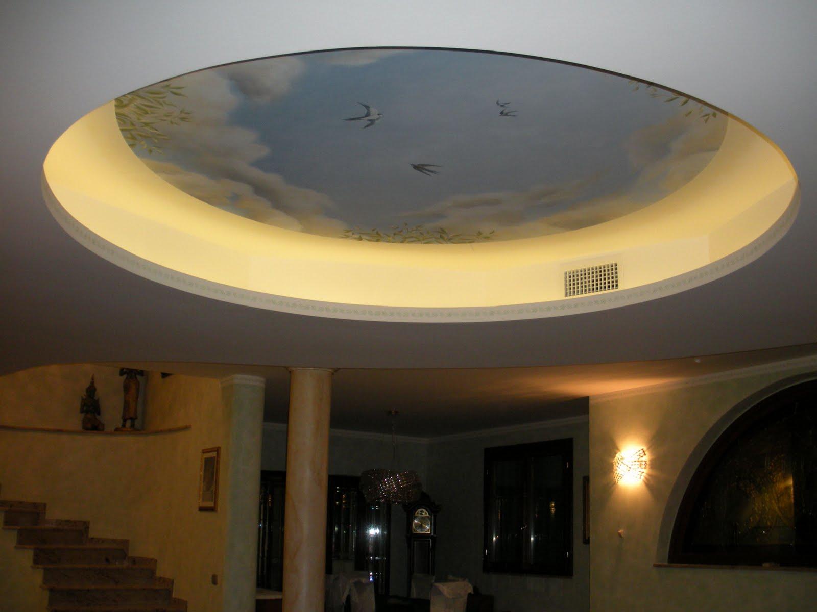 Soffitto Bagno : Soffitto Bagno: Artemusa decorazioni: decorazione ...