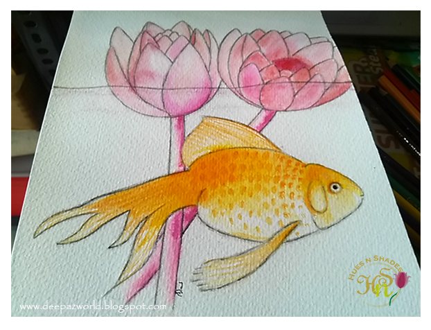 GoldFish-&-Lotus-HuesnShades