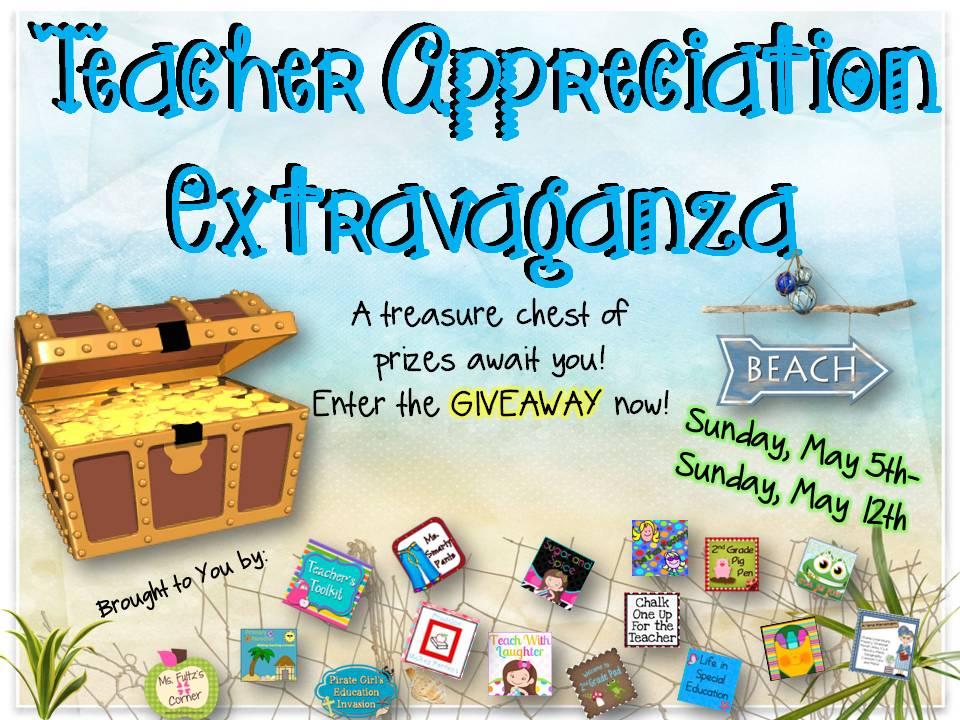 2nd grade pig pen teacher appreciation week blog hop with freebies
