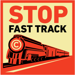 Stop Fast Track TPP graphic