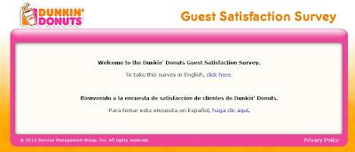 www.Telldunkin.com - Tell Dunkin