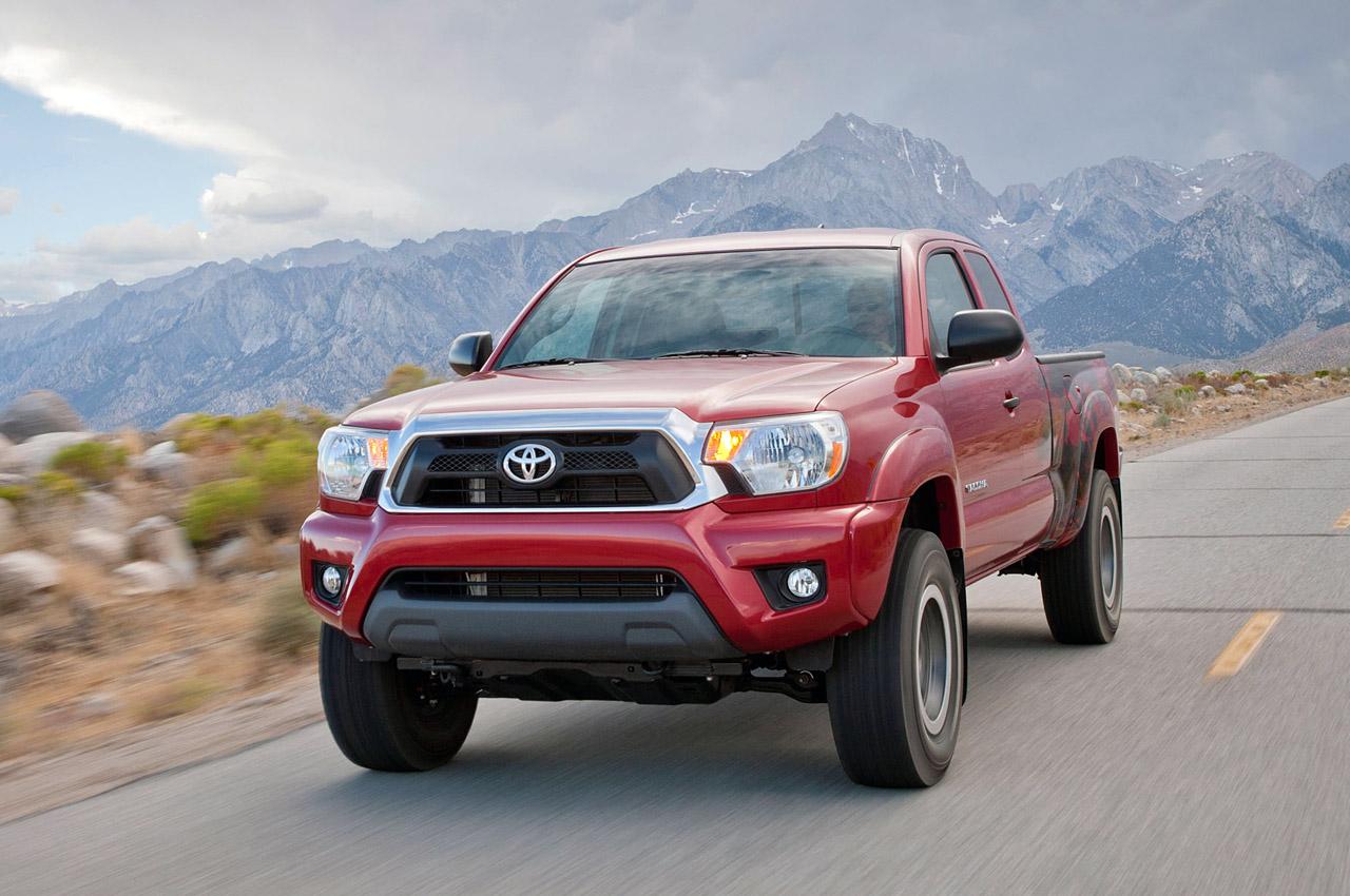 Viciosos del motor: Toyota Tacoma TRD T|X Baja Series