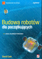 Książka: Budowa robotów dla początkujących