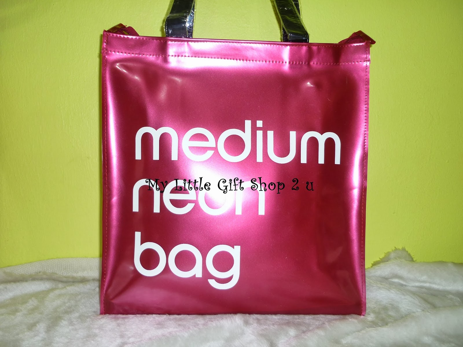 Medium Neon Bag Medium Neon Bag Maroon
