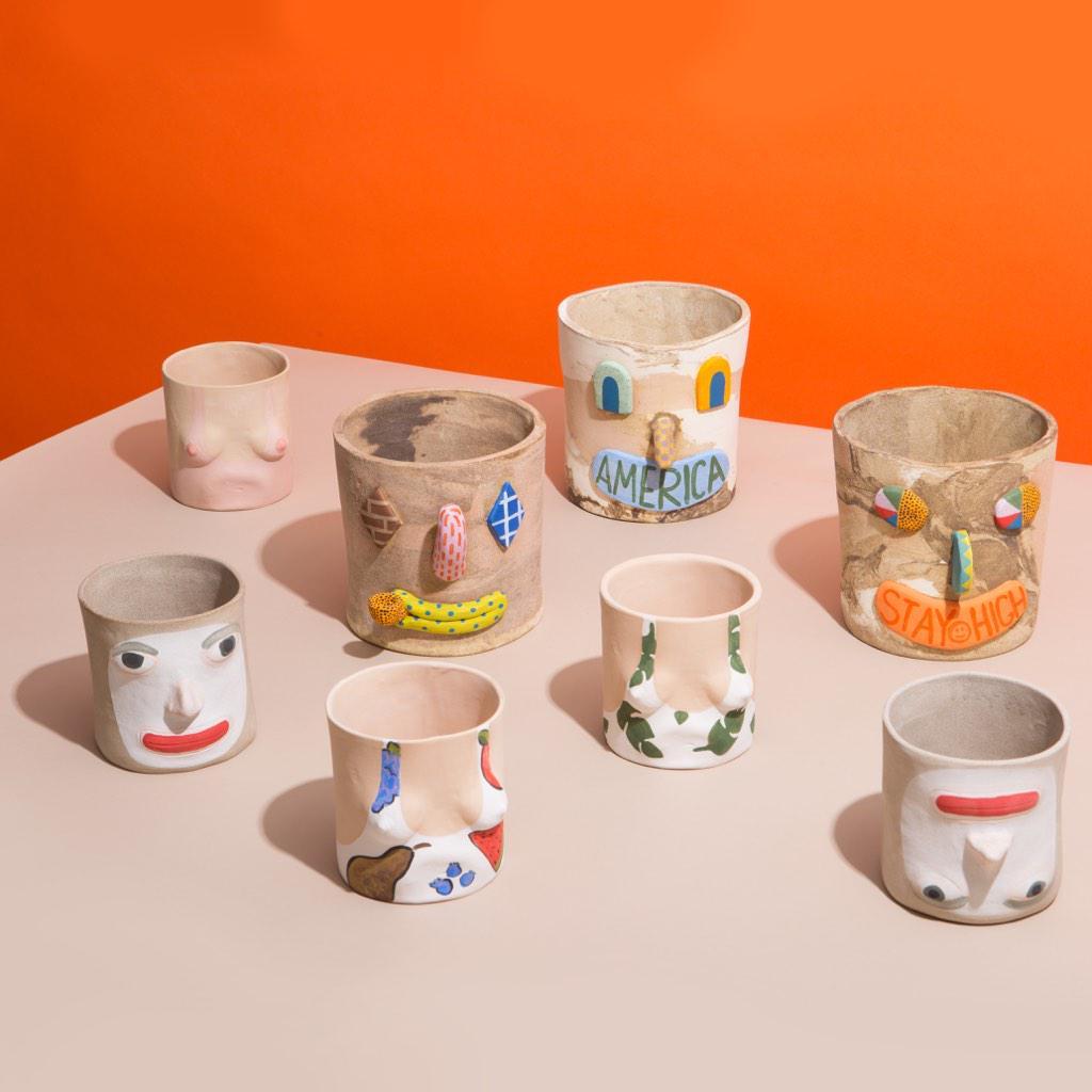 brooklyn artist potter ceramist universal isaac nichols group partner on one more good one