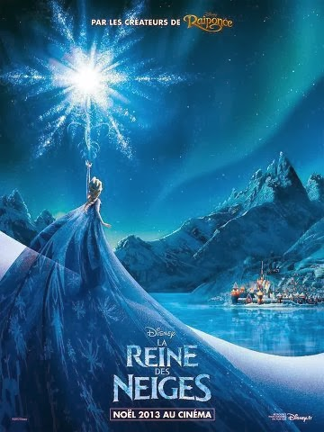 La Reine des neiges film streaming
