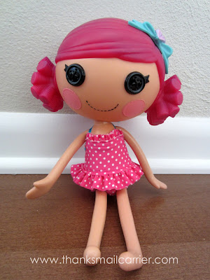 Lalaloopsy Sew Magical Mermaid doll