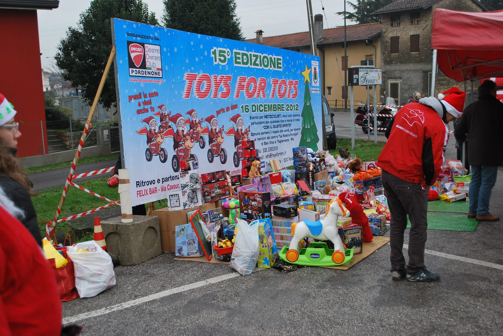 Toys For Tots 2012 : Bcomebimota toys for tots