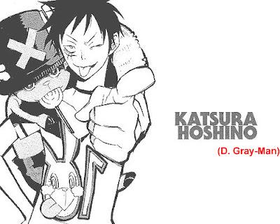 Gambar Luffy yang digambar oleh katsura hoshino