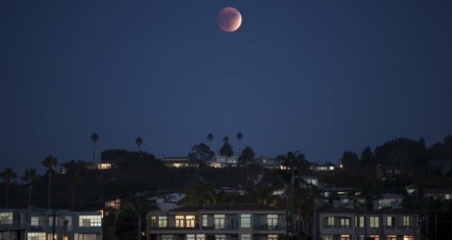 Eclipse - California - EUA - Mike Blake
