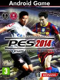 Free Download PES 2014 Android Full HD APK + Data Full Version Terbaru 2014