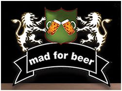 Mad for Beer, pub Roma Monteverde