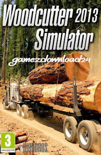 Woodcutter Simulator 2013 Free Download Full Version PC Games