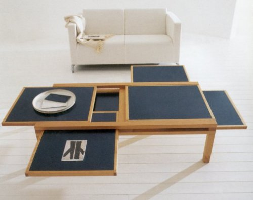 Unusual creative coffee tables sawpedia for Weird coffee table