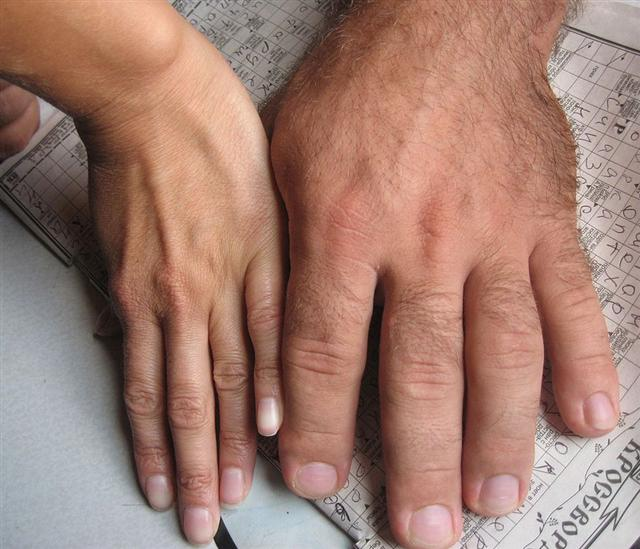 denis cyplenkov hands - photo #1