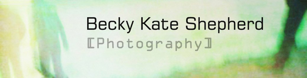 Becky Kate Shepherd Photography