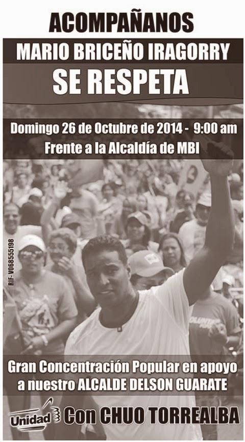 URGENTE: Convocatoria para Mañana en El Limón