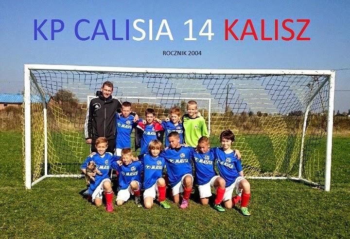 KP CALISIA KALISZ rocznik 2004
