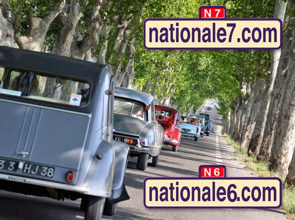 La Route Nationale 7