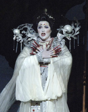 Lori Phillips as Turandot