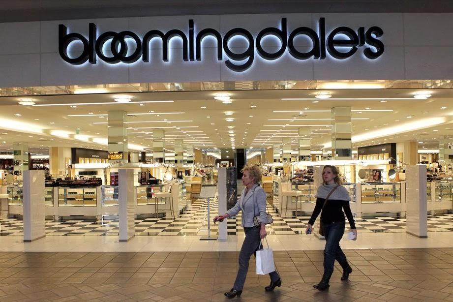 Bloomingdales's em Miami e Orlando