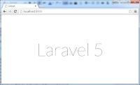 Tutorial Pemrograman Web Menggunakan Framework Laravel 5