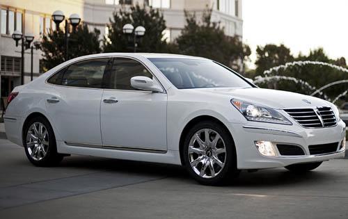 2012 Hyundai Equus Ultimate Car To Ride